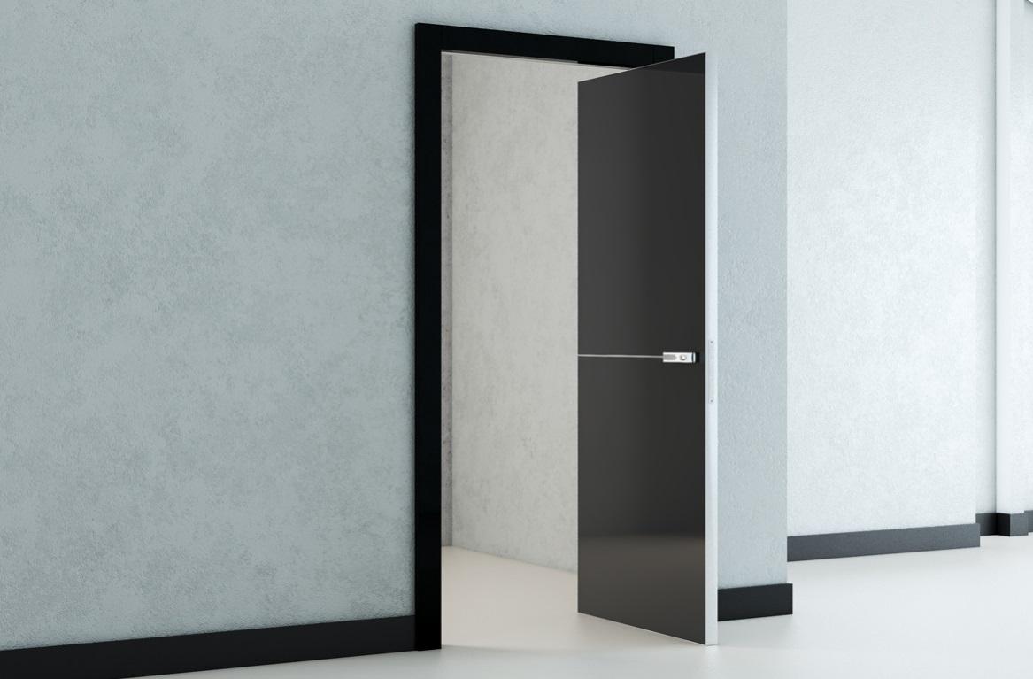 качающаяся дверь